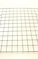 """Решетка для инкубатора """"Несушка""""77/104 на 165 мелких яиц (перепелиная)."""